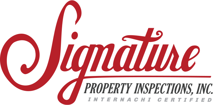 signature property inspections logo